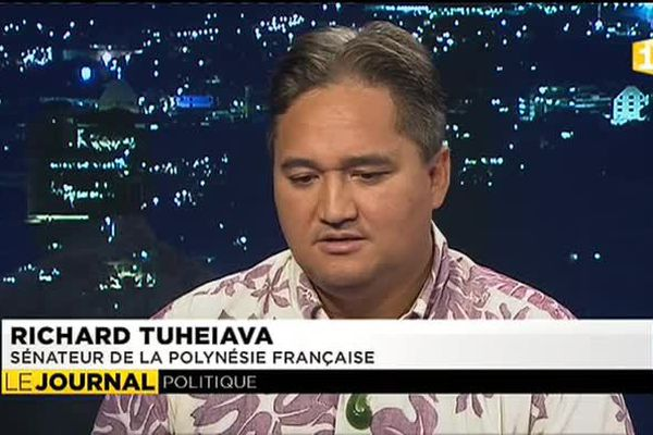 Richard Tuheiava de nouveau candidat aux sénatoriales