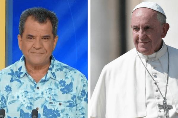 Fritch / Pape François