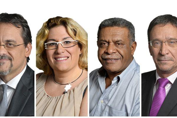 candidats qualifiés pour second tour des législatives