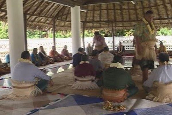 Fai ofa : la chefferie réunie à Sagato Soane