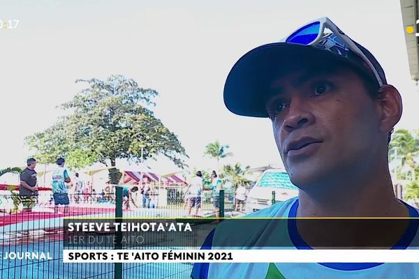 Steeve Teihotaata et Hinatea Bernardino dominent les débats