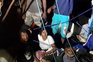 Migrants sri lankais intercepté 141218