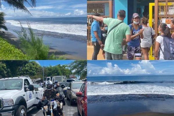 Fin de l'alerte tsunami