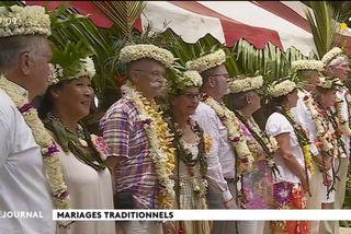 Mariage traditionnels : nouvelle manne touristique ?