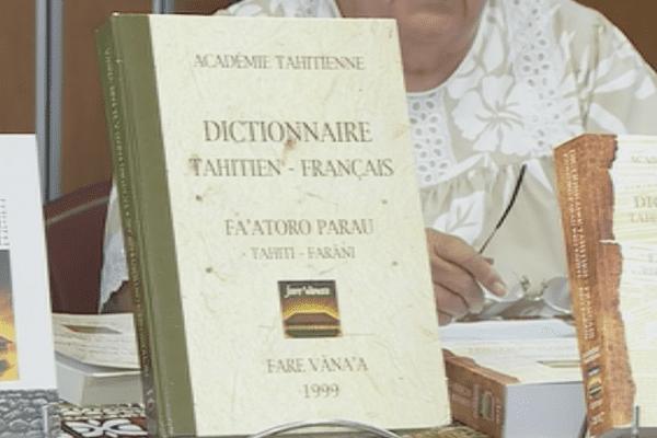 2000 nouveaux mots, le dictionnaire du Fare Vāna'a s'étoffe.