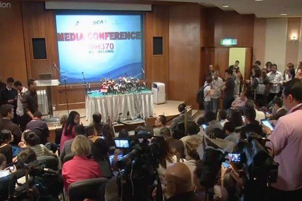 conference de presse ministre