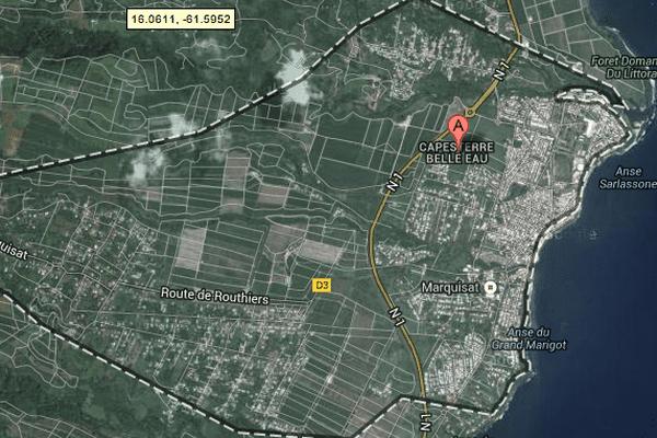 Capesterre-Belle-Eau (maps)