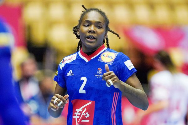 HAND EURO 2020 Méline Nocandy