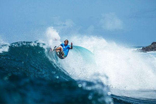 Martinique Surf Pro : Santiago Muniz