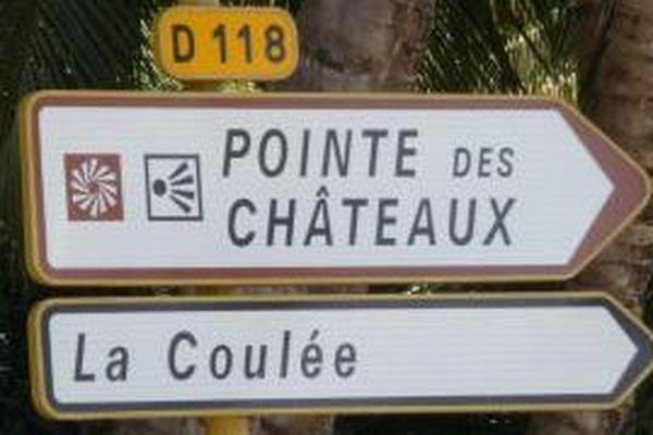 Panneau La Coulée Saint-François