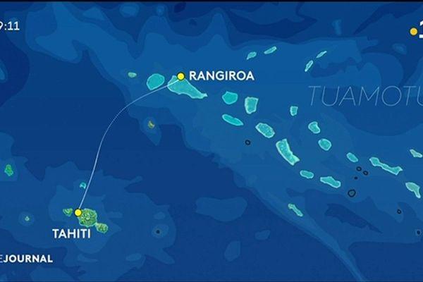Tourisme : Rangiroa fait le plein