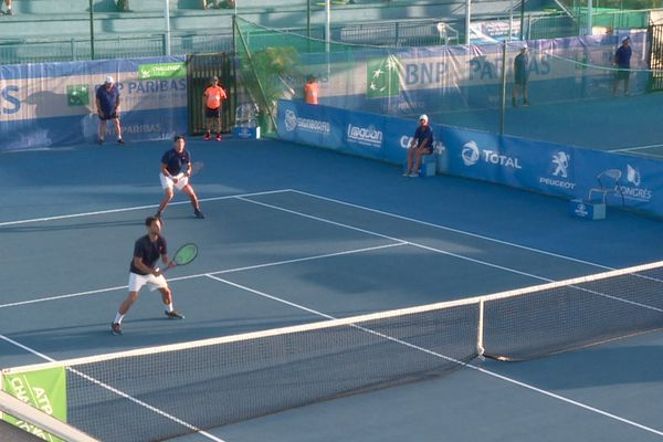 Challenger ATP 2018, les Américains Rubin et Kwiatkowski