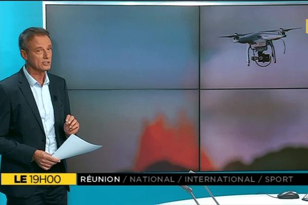 Le+ du 19h drone