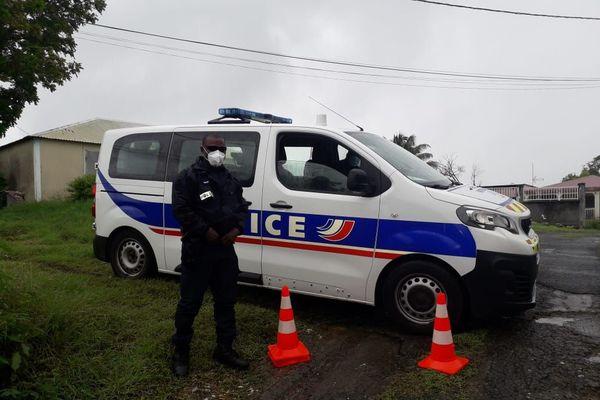 Reconstitution meurtre Alain Célini