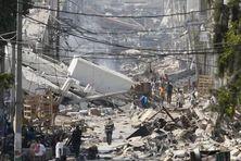 Haïti, le tremblement de terre de 2010 a détruit la capitale Port-au-Prince.