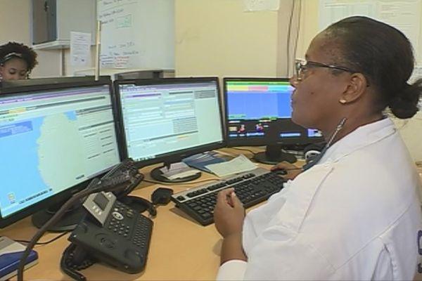 Service de régulation du SAMU Guadeloupe