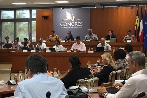 Congrès nombre membres du 17ème gouv