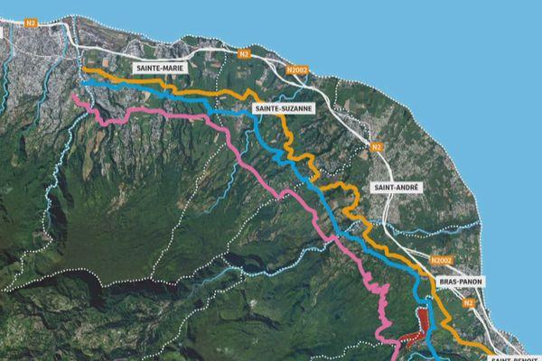 Route des Hauts de l'Est RHE