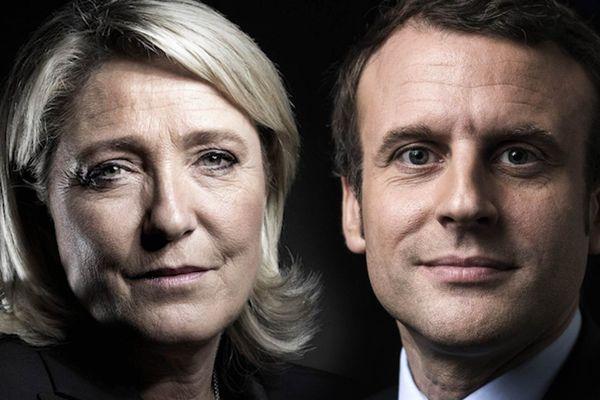 Pdt 2017 Le Pen Macron