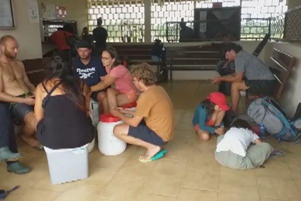 Passagers bloqués à Maripasoula en raison des conditions météorologiques