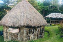 Accueil en tribu chez Hélène Nimbaye à Tchamba