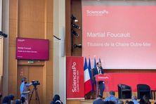 Conférence inaugurale de la nouvelle chaire Outre-mer de Sciences Po.
