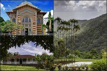 La Bibliothèque Schoelcher, La Maison d'Aimé Césaire et le Jardin de Balata sont les trois sites retenus pour représenter les Outre-mer en 2021.