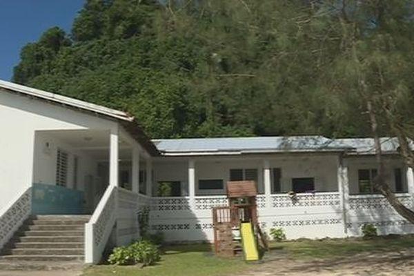 Ecole maternelle de Fatua à Futuna