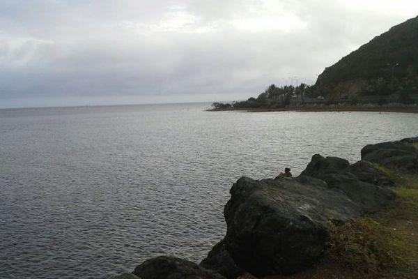 côte blanche Nouméa