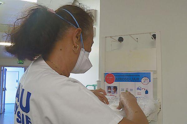 Coronavirus, l'hôpital est prêt