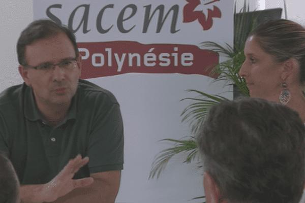 SACEM Polynésie