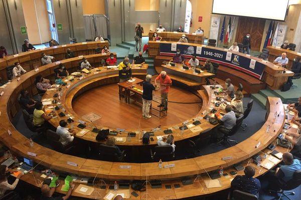 Elections du CROS Réunion Avril 2021