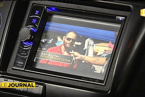 Les écrans sont-ils autorisés dans les voitures ?