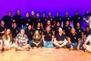 Chorale Pasifika voices