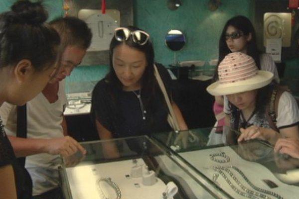 Plus que la Polynésie, les touristes chinois recherchent le luxe