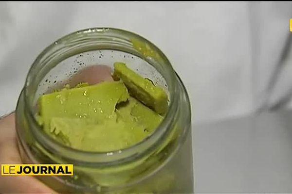 400 grammes de beurre de cannabis saisis à Nouméa