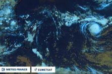 Faraji est le premier cyclone intense de la saison dans le sud de l'Océan Indien.