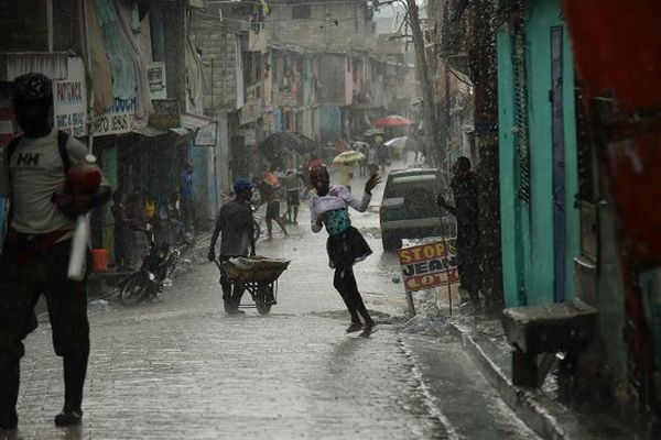 Inondations Haiti