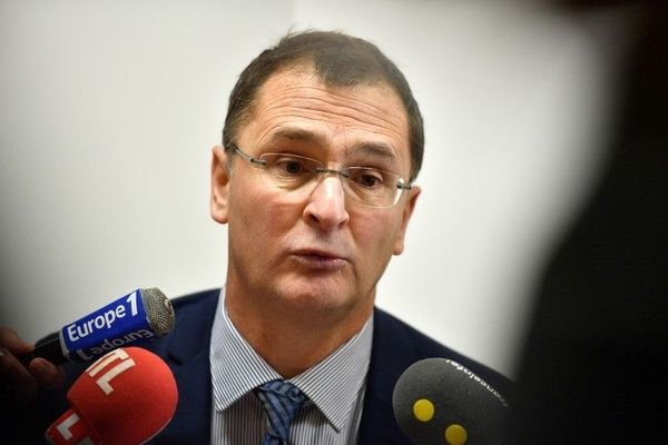 Patrick Desjardins, nouveau Procureur de la République de Pointe-à-Pître