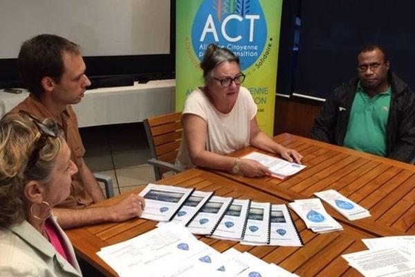 ACT : lancement de campagne provinciales 2019 - 26 avril