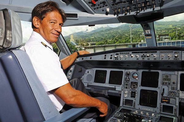 Air Tahiti Nui : nana Gérard Maurin !