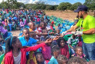 Mozambique trois semaines après