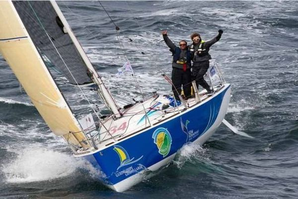 Guadeloupe Grand Large transat AG2R
