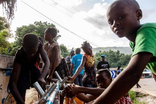 UNICEF Haïti