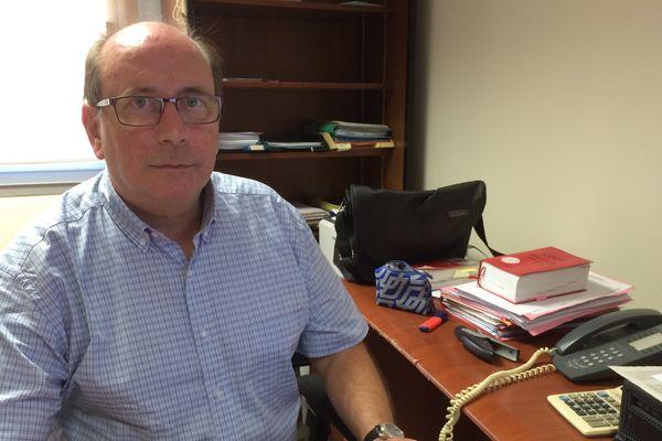 Dominique Luigi Vice-procureur de la république