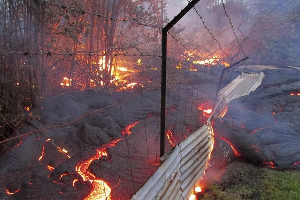 volcan Hawai
