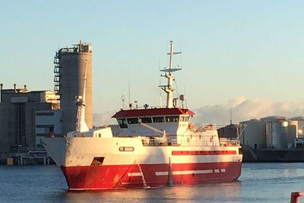 Saint-André bateau