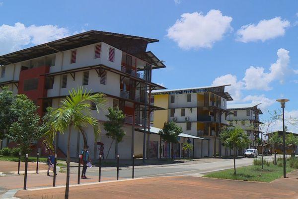 Le quartier Soula de Macouria