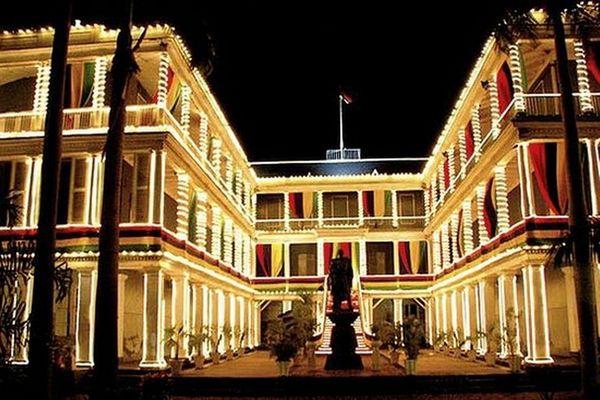 Parlement de l'île Maurice