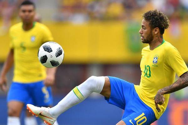 Brésil Mexique